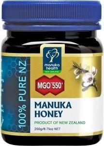Manuka honing UMF25 / 550MGO 250g