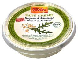 Tartex creme rucola & mosterd 75g