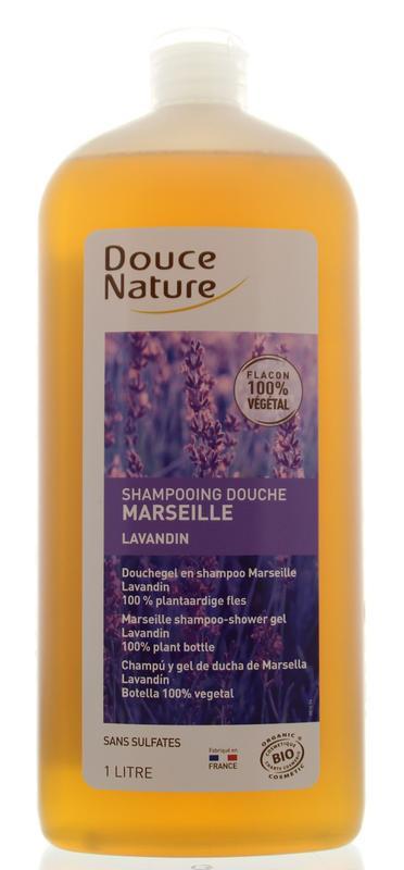 Marseille zeep Shampoo & Douche Lavendel 1000ml
