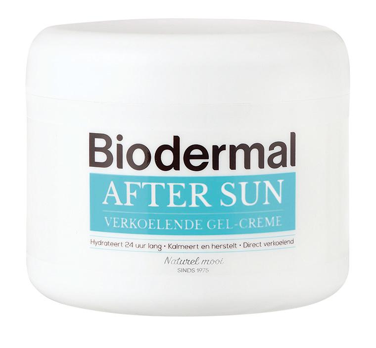 Biodermal Aftersun gel creme 200ml