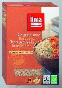 Lima rijst rond 1000g