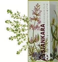 Gele tijm Thymus vulgaris ct geraniol 11ml