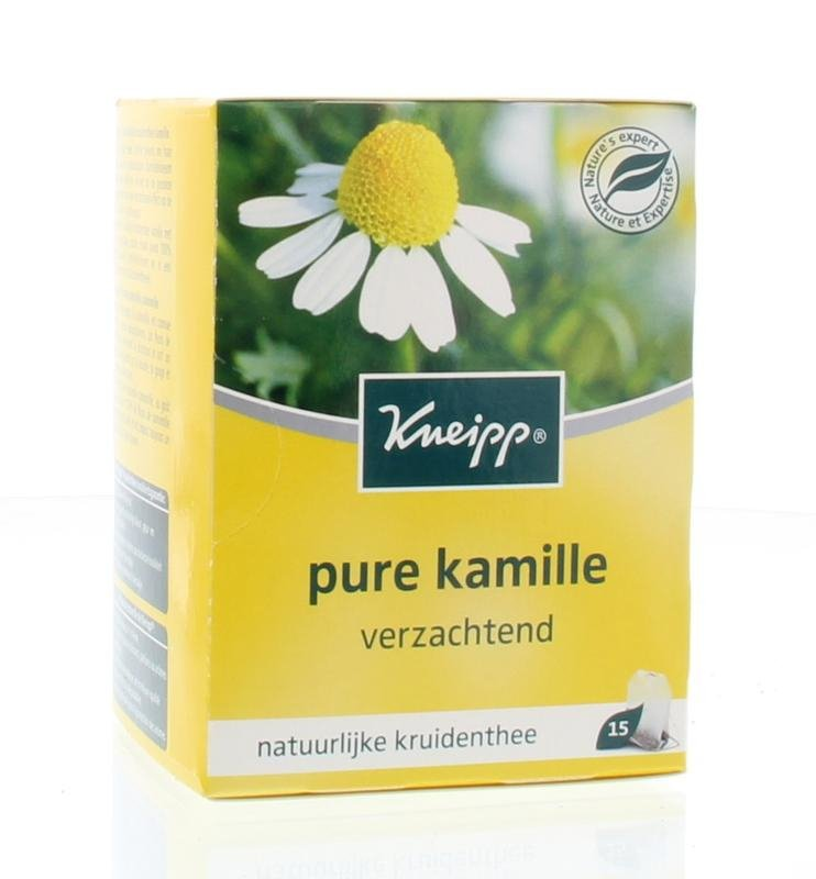 Kamille thee 15 theezakjes