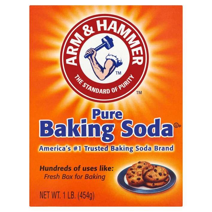 Arm & Hammer Baking Soda / Natriumbicarbonaat 454gr.