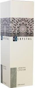 Crystal Colloidaal zilver creme 59,2ml