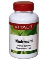 Vitals Kinder Multi Vitamine elke dag 90 tabletten