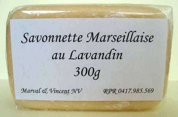 Savon Marseille lavendel zeep 300g
