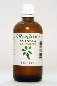 Cruydhof Colloïdaal Goudwater 50ppm 50ml