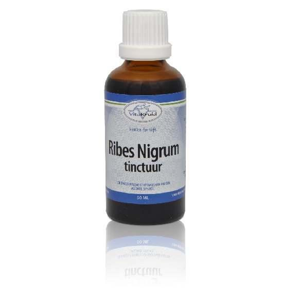 Vitakruid Ribes nigrum tinctuur 50ml.