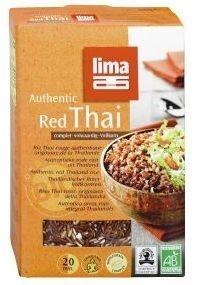 Lima rijst red thai volwaardig 500g