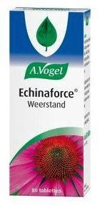 Dr Vogel echinaforce 80 tabletten