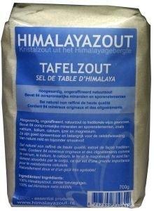 Himalaya tafelzout wit 700g