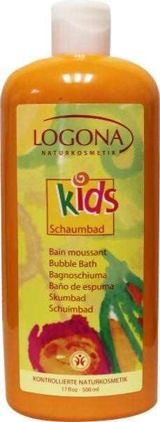 Logona Kids badschuim 500ml.