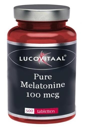 Melatonine 100mcg 2 x 500 tabletten