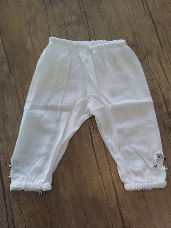 Baby pants 100% cotton Size S