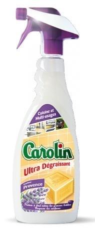 Carolin Lavendel Ultra Ontvetter 750ml spray