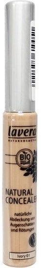 Lavera concealer natural ivoru nummer 1. 6,5 ml