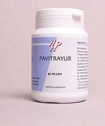 Pavitrayur 80 tabletten