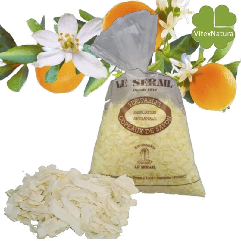 Marseille zeepvlokken Sinaasappel Bloesem 1kg