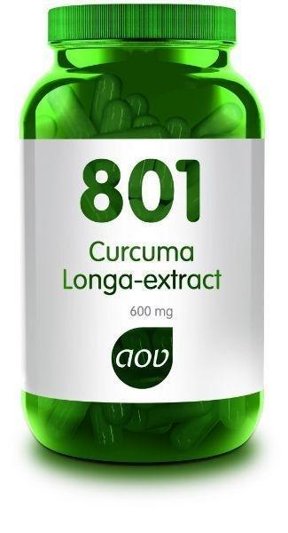 AOV 801 Curcuma longa 60 Cap.