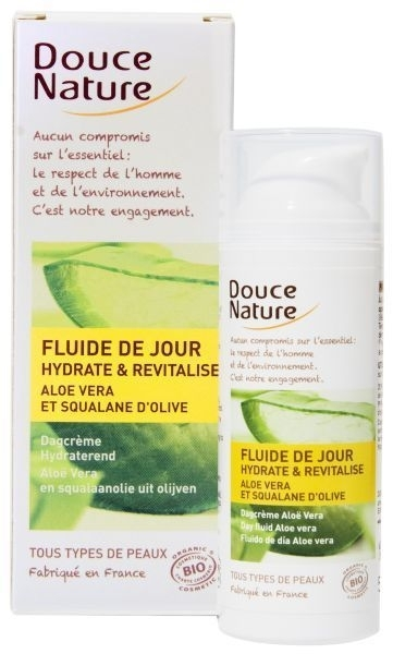 Douce Nature Hydraterende dagcreme bio 50ml