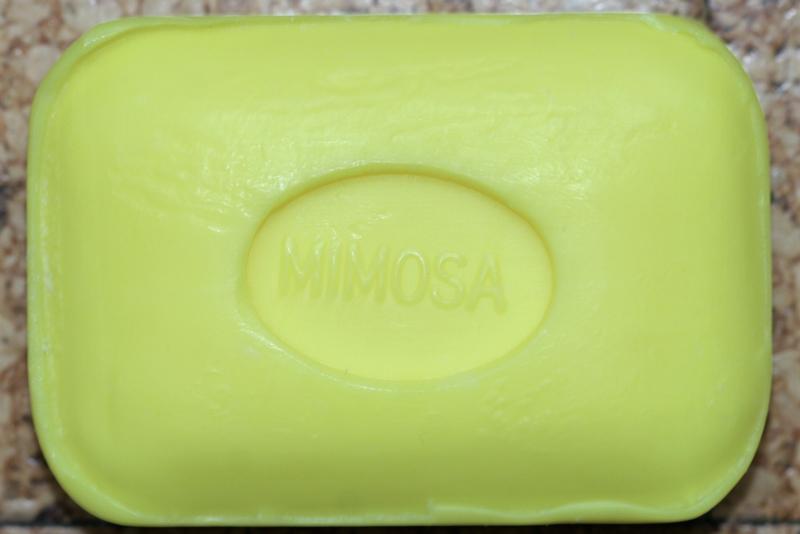Le Serail Marseille Mimosa zeep 100g