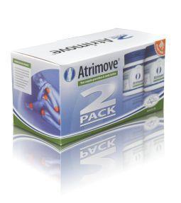 Vitakruid Atrimove granulaat 2 pack 440 gram. 2 stuks