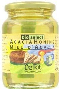 Acaciahoning vloeibaar bio 350g