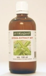 Stevia extract  wit 100ml