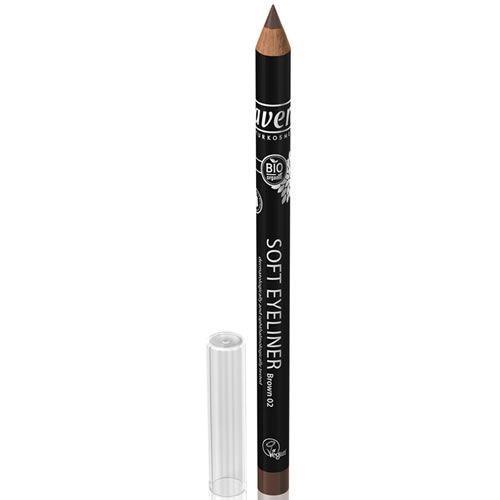 Lavera Eyeliner  soft brown 02.  1,14g