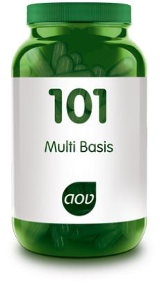 AOV 101 Multi Basis 60 VCaps.