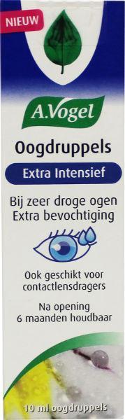 A Vogel Oogdruppels extra intensief 10 ml.