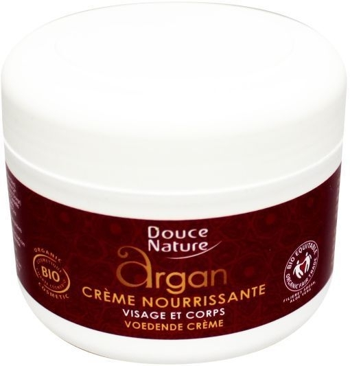 Argan  Voedende creme 200ml