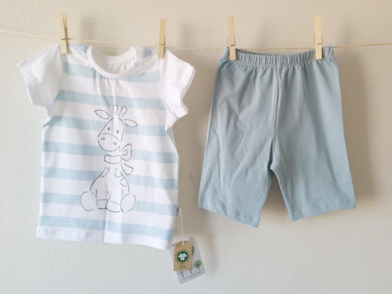 Jongens pyjama 100% biologisch katoen