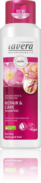 Lavera Shampoo repair & care 250ml.