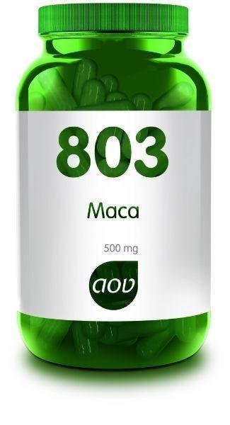 AOV 803 Maca 60 Cap.