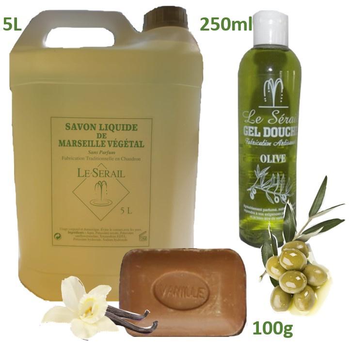Bio KORTING pakket persoonlijke hygiëne.