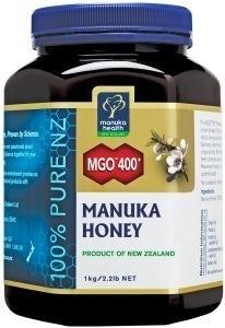 Manuka Honing MGO400 / 20 UMF 1000g