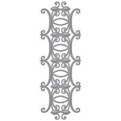 S4655 Spellbinders Shapeabilities Strip Die Tuscany
