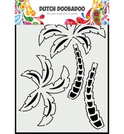 470.713.879 Dutch DooBaDoo Card Art Card Art Palm tree
