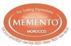 222119 Memento Full Size Dye Inkpad Morocco