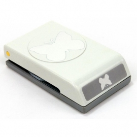 """54-30099 Slim Paper Punch Extra Large Butterfly Approx. 1.75"""""""