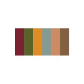 466619 Tim Holtz Distress Crayon Set#10