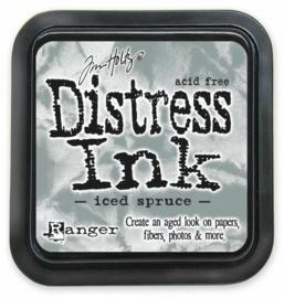 TIM32878 Tim Holtz Distress Ink Pad Iced Spruce