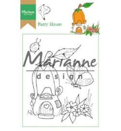 HT1641 Marianne Design Hetty's Fairy house