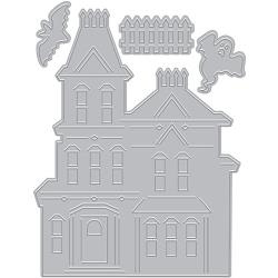 520990 Hero Arts Paper Layering Dies Haunted House