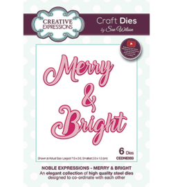CEDNE003Creative Expressions Merry & Bright