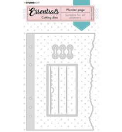 STENCILSL348 Studio Light Cutting Die Essentials nr.348
