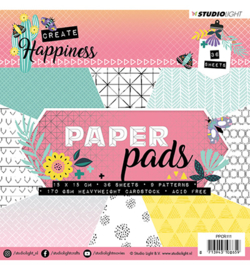 PPCR111 Paper Pad Create Happiness nr.111