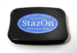 SZ64 StazOn Hydrangea Blue